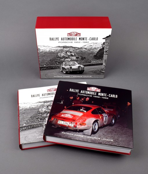 Porsche in the Monte Carlo Rally 1952 – 1982 / Edition Porsche Museum