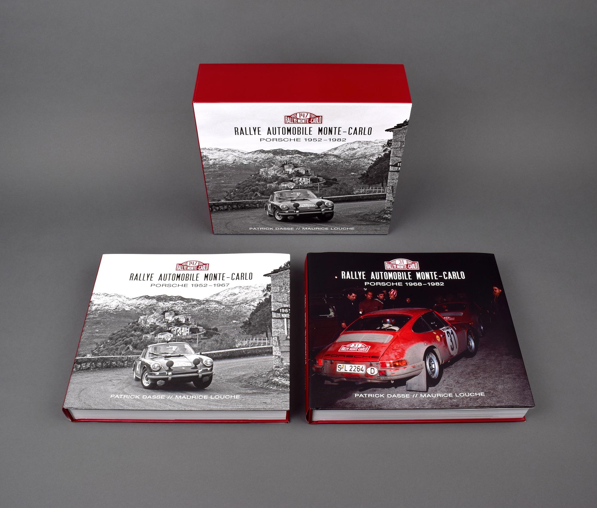 Porsche in the Monte Carlo Rally 1952 – 1982 / Edition Porsche Museum