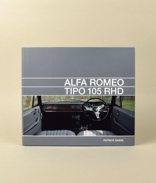 Alfa Romeo Tipo 105 RHD